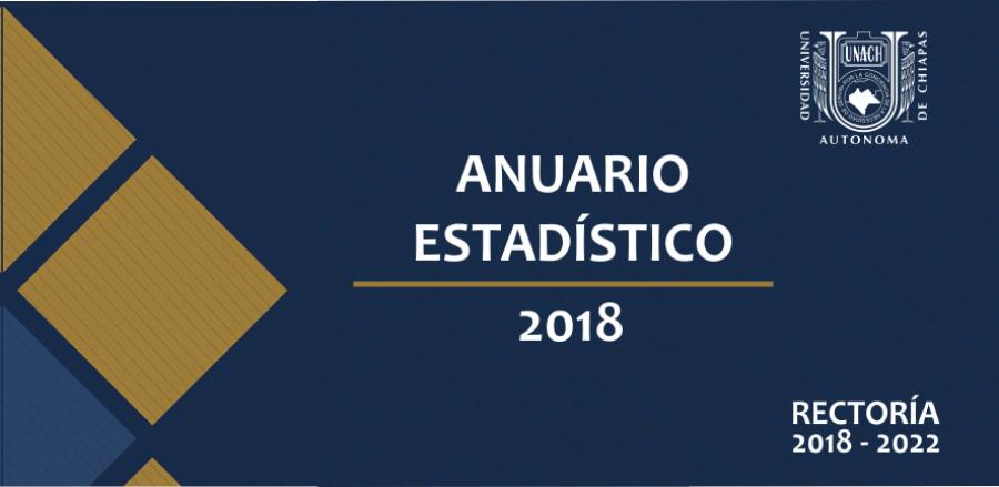 Anuario Estadístico 2018